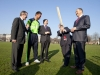 2015-01-22 At the announcement of Tourism Ireland's sponsorship of the Cricket World Cup 2015 with Minsiter Michael Ring