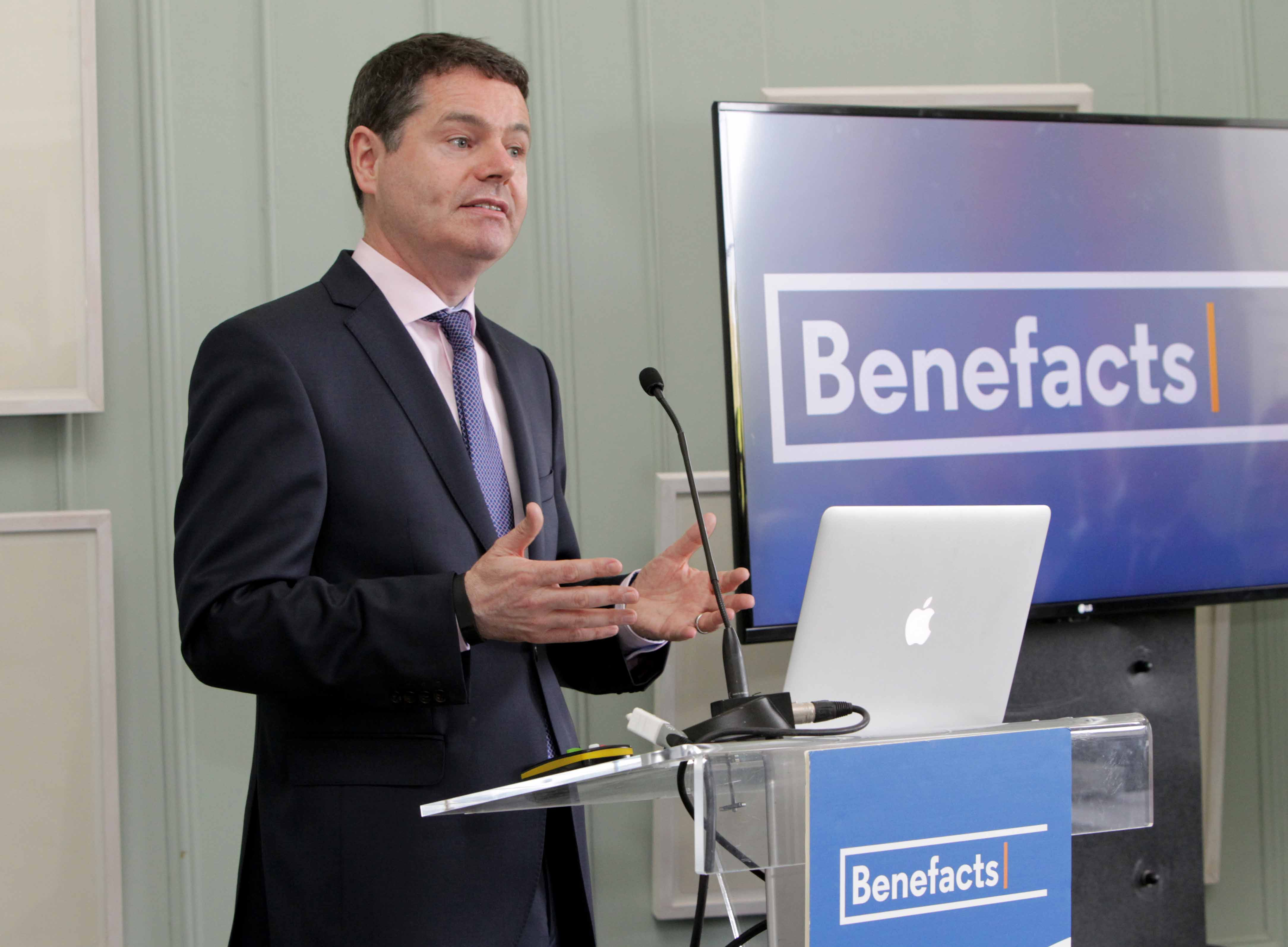 NO FEE 6 Benefacts.ie launch
